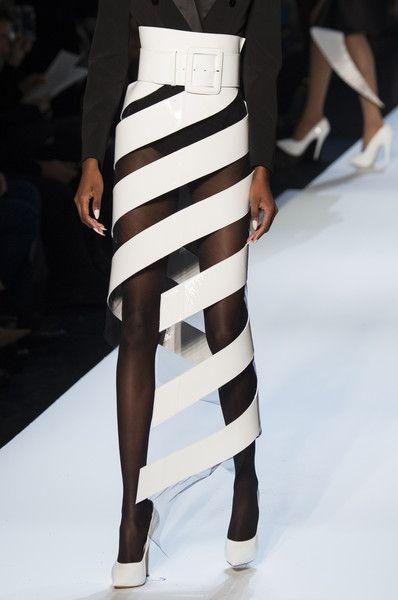 Jean Paul Gaultier Spring 2018 Couture Fashion Show Details. All the Spring 2018 Paris Haute Couture.