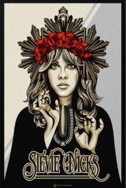 Stevie Nicks Poster Rock Album Covers Steve Miller Band Album Covers