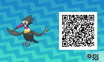 Pokemon Sun Moon Qr Codes Pokemon Soleil Et Lune Pokemon Moon