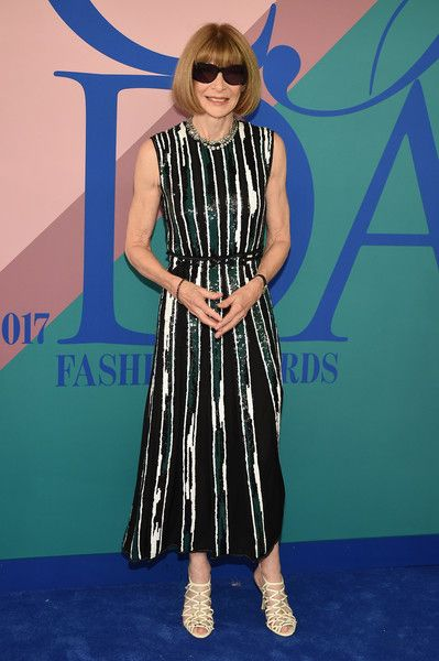 Anna Wintour - The Most Fabulous Looks at the CFDA Fashion Awards - Photos
