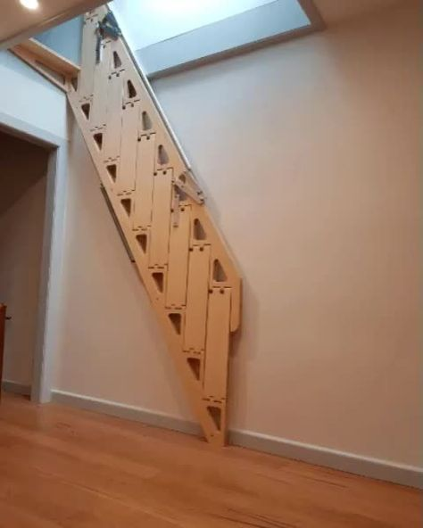Epingle Sur Disappearing Stairs