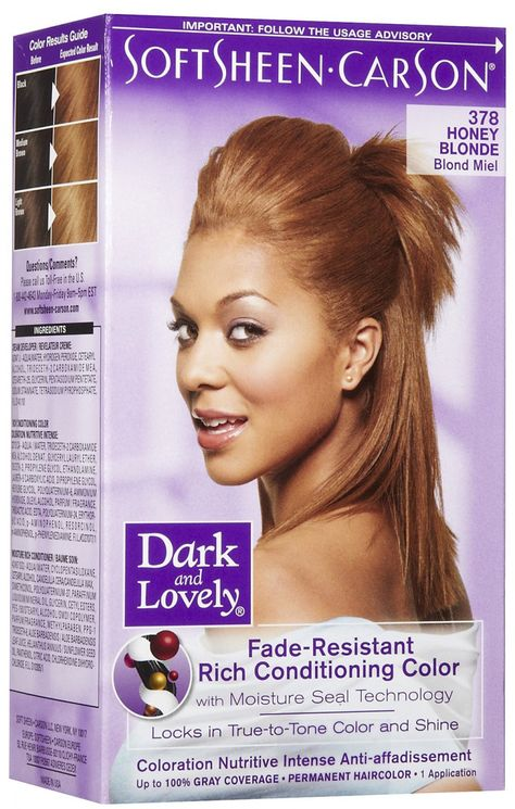 Dark Lovely Hair Color Chart Find Your Perfect Hair Style