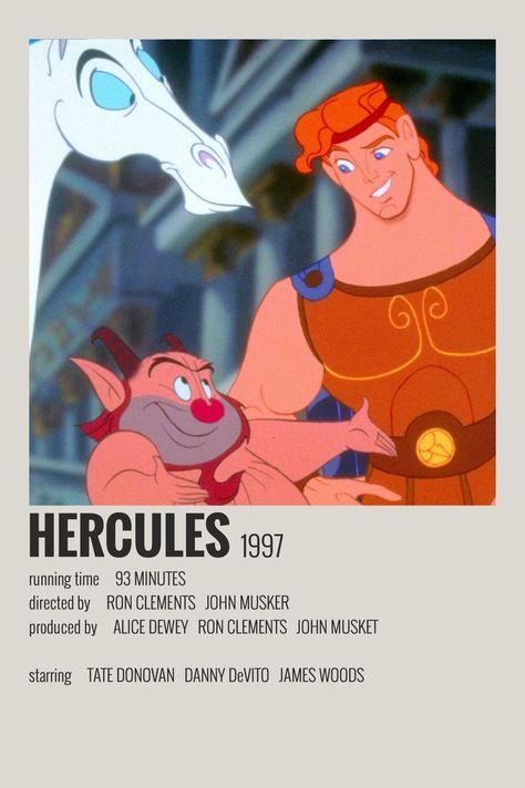 Hercules by Maja