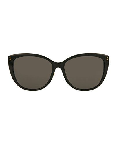 2883a468c1d Jimmy Choo Womens Neiza S Matte Black Brown Gradient Sunglasses ...