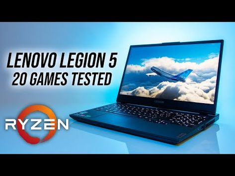 The Fastest Ryzen 1660 Ti Laptop In Games Youtube Lenovo Laptop Best Laptop Computers