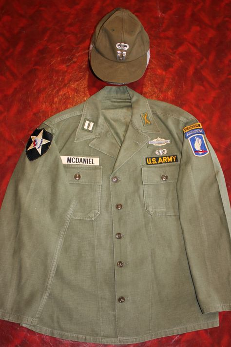 173ed Light Infantry Airborne Capt.