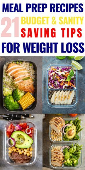 How To Meal Prep Without Losing Your Sanity Or Going Over Budget