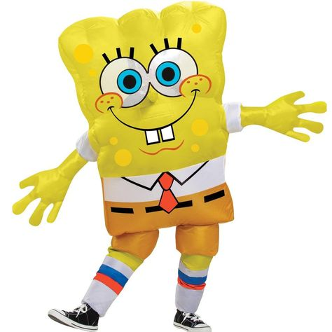 Spongebob Inflatable Child Costume