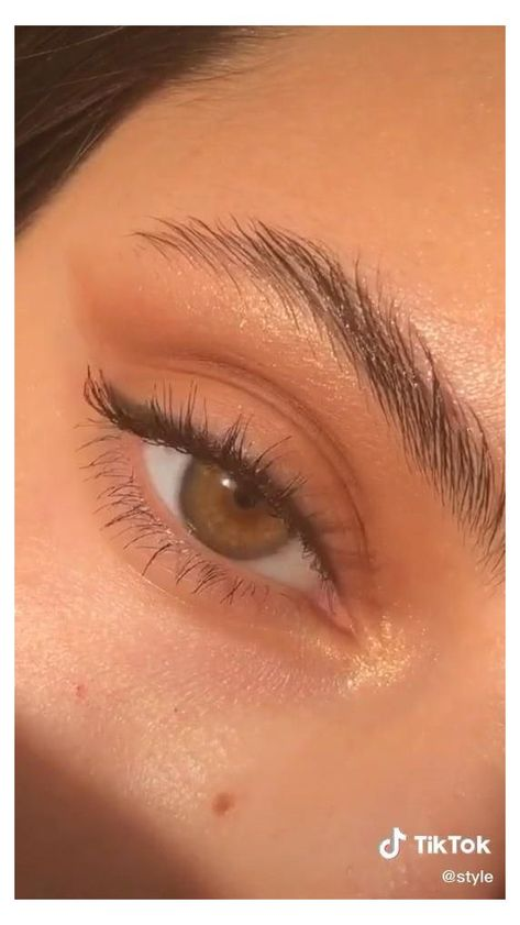 Super natural glam easy eyeshadow look #easy #eyeshadow #looks #natural #easyeyeshadowlooksnatural