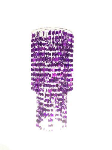 Modern stilografica, colore: viola brillante-Lampadario da soffitto, paralume per luce a sospensione EURO 24,19