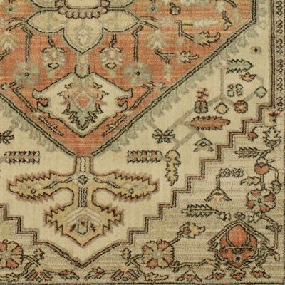 Mohawk Home Lowrance Beige Indoor Farmhouse Cottage Area Rug Common 5 X 8 Actual 5 25 Ft W X 7 83 Ft L Lowes Com Mohawk Home Area Rugs Lowes Area Rugs