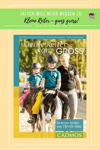 Wie Kann Man Reitunterricht Fur Kinder Sowohl Kinder Als Auch Pferdegerecht Gestalten Kleine Reiter Ganz Gross Unverz Ponyreiten Reitunterricht Kinderreiten