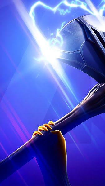 Fortnite X Avengers Stormbreaker 4k 3840x2160 Wallpaper