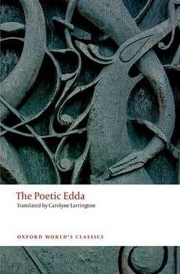 The Poetic Edda Poetry Books Poetic Classic Books