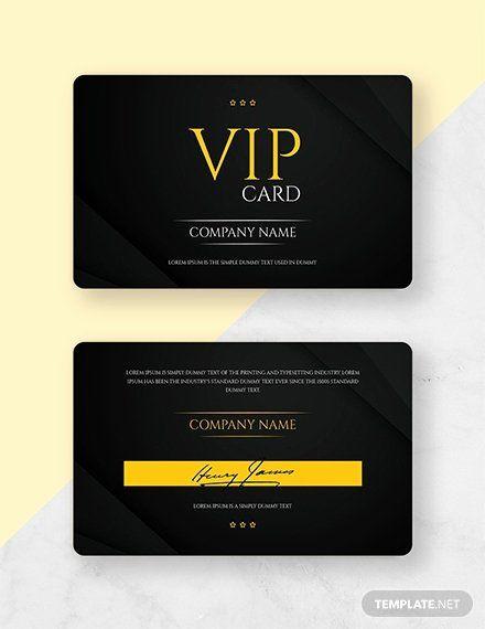 Free Membership Card Template Elegant Free Club Vip Membership Card Template Download 233 Membership Card Loyalty Card Template Vip Card