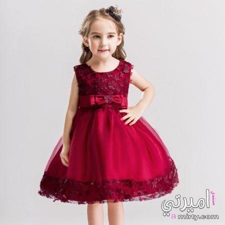 صور فساتين اطفال جميلة احدث تشكيلة للاطفال 2018 منتدي اميرتي Girls Dresses Online Lace Party Dresses Casual Party Dresses
