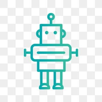 Vector Robot Icon Robot Icons Android Machine Png And Vector With Transparent Background For Free Download Robot Icon Vector Robot Technology Icon