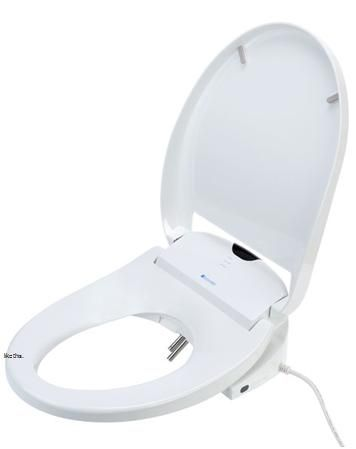 Swash 1200 Luxury Bidet Heated Toilet Seat By Brondell Heated