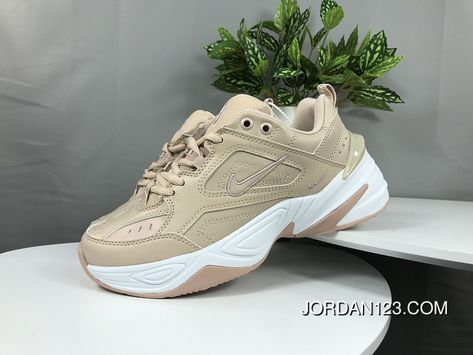 d3669265df0 Nike Dad Sneakers Clunky Sneaker Dad Shoes AO3108 202 Air Monarch The M2K  Tekno Pink White Online