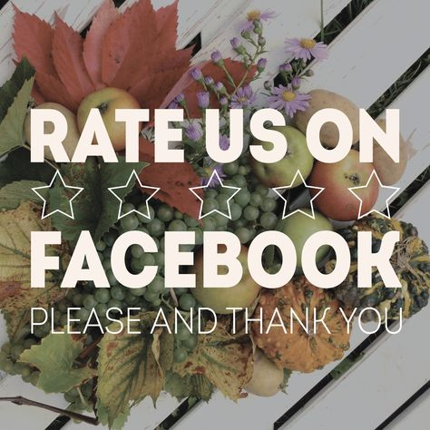 october 10th is canadian thanksgiving we are so thankful for all of our customers leave us a review and receive a 10 off coupon for use in octobe