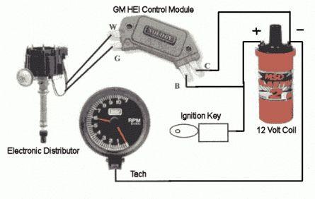 12 Mallory 6al Wiring Diagram Automotive Repair Automotive Mechanic Automotive Electrical