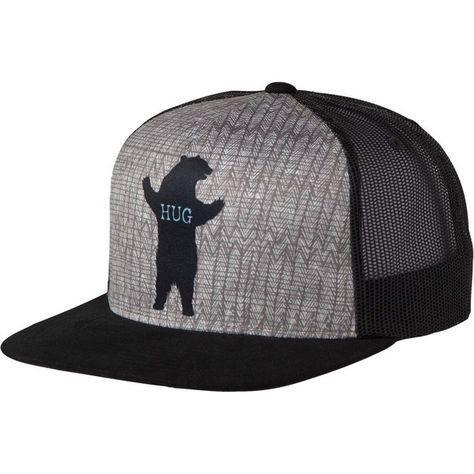 95721f4f765d4 Prana Journeyman Trucker Hat ( 30) ❤ liked on Polyvore featuring men s  fashion