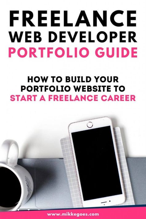 How to Build a Freelance Web Developer Portfolio in 2019 Step-by-Step