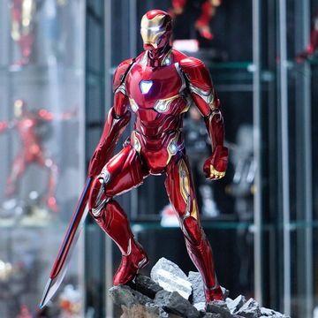 "Marvel Legends Iron Man Extremis armor Avengers 6/"" Action Figure Loose"