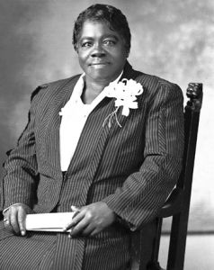 Mary McLeod Bethune:  Very few people realize that in 1949 Mary McLeod Bethune received two historic awards.    The Haitian Medal of Honor & Merit & The Commander of the Order of the Star of Africa.