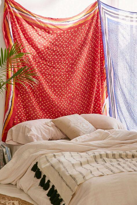 Magical Thinking Tie Dye Bandhani Tapestry Magical Thinking Tie Dye Bedroom Tapestry