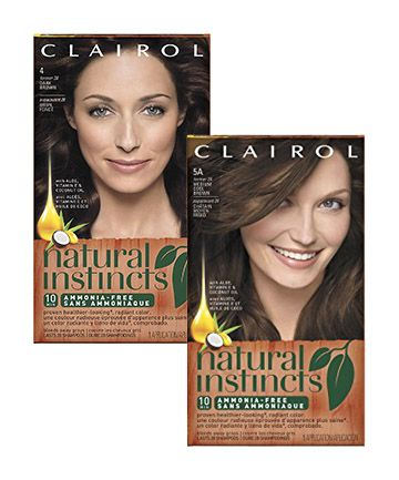 9 Best Selling Shades Of Semi Permanent Hair Colors Hair Color Semi Permanent Hair Color Clairol Natural Instincts