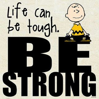 Reflexiones: be strong