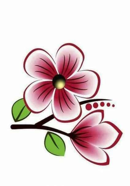 58 Ideas Flowers Doodles Pattern Bloemen Flowers Flower