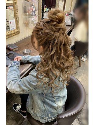 2021年冬 ヘアセットの髪型 ヘアアレンジ 人気順 13ページ目 ホットペッパービューティー ヘアスタイル ヘアカタログ 髪型 結婚式 お呼ばれ 髪型 盛り 髪
