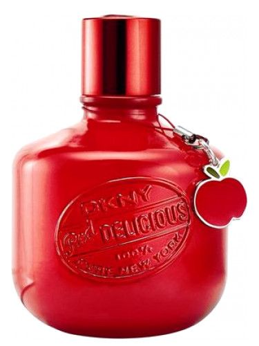 dkny red apple perfume review
