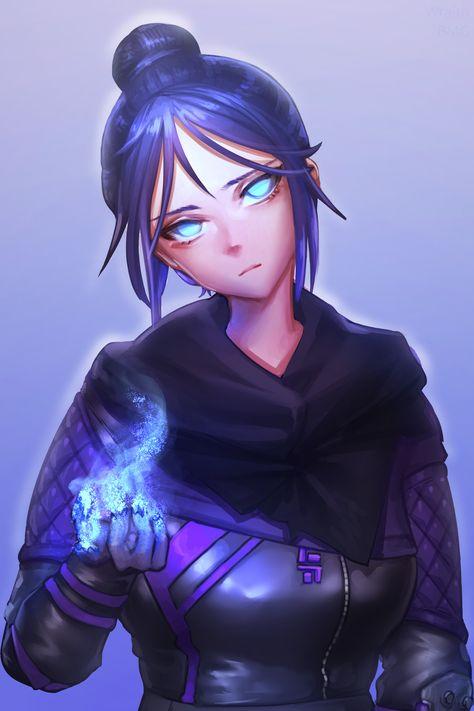 Wraith : Apex Legends, Lee Antonio