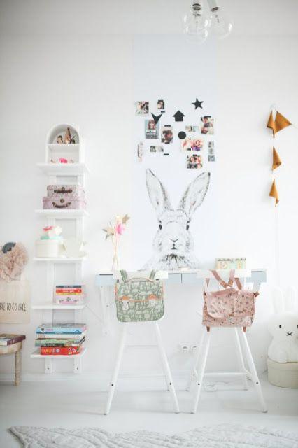 Pologne Une Chambre Pour 3 Petites Filles Idees Deco Enfant
