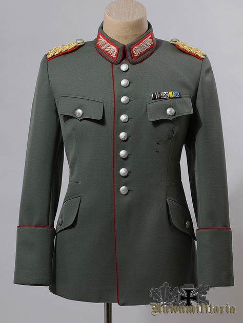 Custom tailored / made repro WW1 German M1916 Double-Breasted Tunic of the Royal…