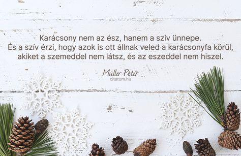 karácsonyi idézetek müller péter 60+ Best Karácsonyi idézetek images | cookie recipes homemade