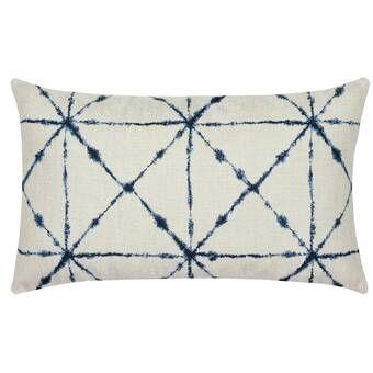 Trilogy Outdoor Rectangular Pillow Cover Insert Rectangular Pillow Textured Throw Pillows Embroidered Throw Pillows
