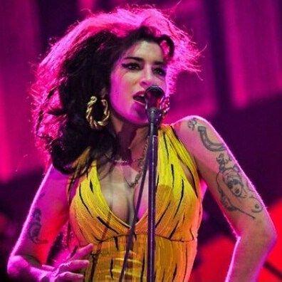 Brazil 2011 Amy Winehouse Winehouse Amy