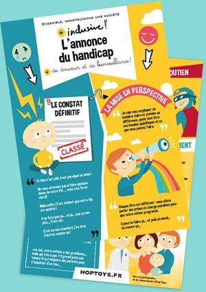 Accompagnement L Annonce Du Handicap Education A La Sante Handicap Annonce