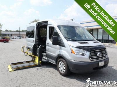 Used 2017 Ford Transit Passenger 350 Xlt Wheelchair Van Ford Transit Van For Sale Vans