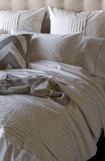 Zestt Block Island 200 Thread Count Organic Cotton Duvet Cover