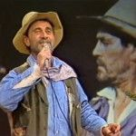 Many people believe than Ken Curtis who played Festus Haggen on the TV series Gunsmoke could have made a career from singing. See him sing Tumbling Tumble Weeds. Festus - A Better Singer Than Talker? - Gunsmoke TV
