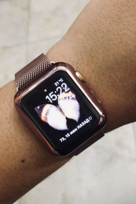Apple Watch Case Diamonds Rose Gold Cover Bezel Protection Protective Bling Aluminum Wat Apple Watch Bands Women Apple Watch Apple Watch Bands Rose Gold