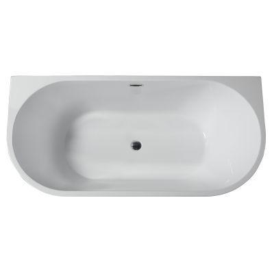 Hagser Ilsa Wanna Wolnostojaca 170x80 Cm Akrylowa Biala Hgr12000012 In 2021 Bathtub Bathroom