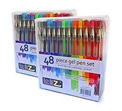 Lolliz Gel Pen Set Perlengkapan Seni Produk Bayi Produk