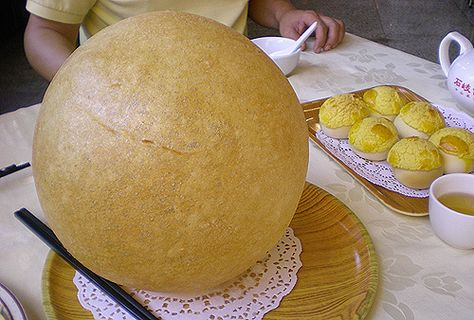 Fried balloon ball (sweet) - Shiqi Lao specialty