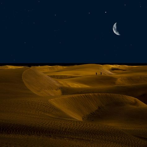 Night Sand by Gusti Yogiswara
